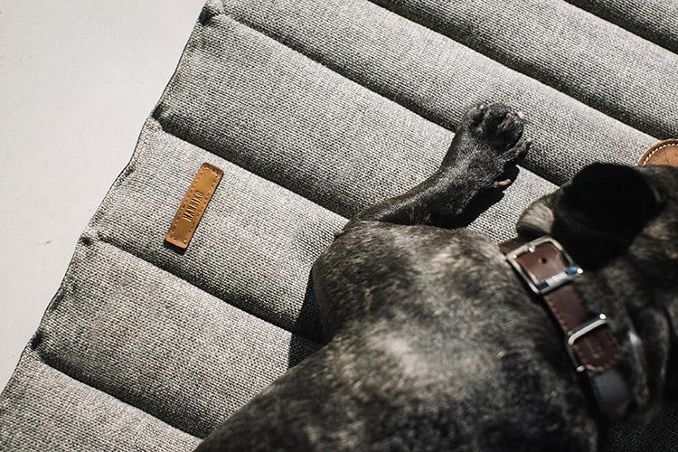 Manta de viaje para perros de HANNIKO